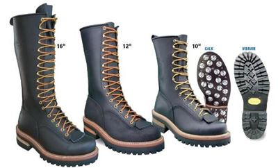 Picture of Heavy Duty Leather Calk or Vibram sole - Choose your sole option