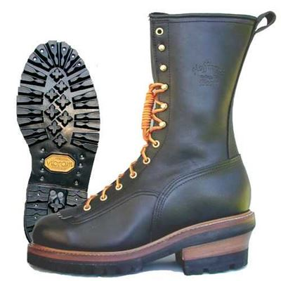 "Picture of 10""  Hoffman Steel Toe Vibram"
