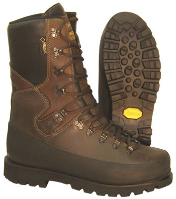 "Picture of 10"" Meindl Insulated Kootenai Plain Toe Ground Boot"