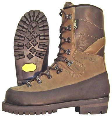 "Picture of 10"" Meindl Insulated Sierra Steel Toe Lineman"