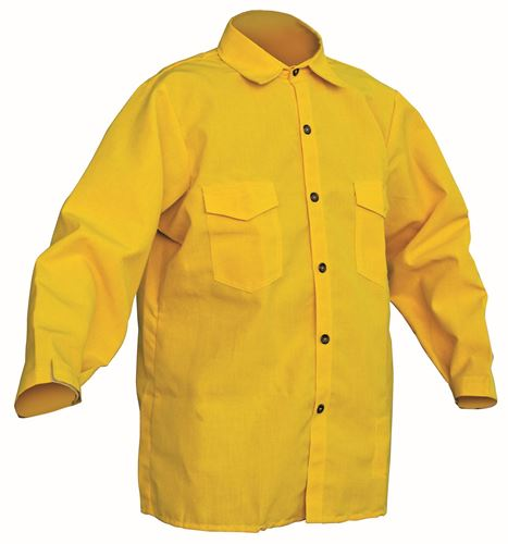 Picture of Traditional Brush Shirt — 6.0 oz Nomex Yellow