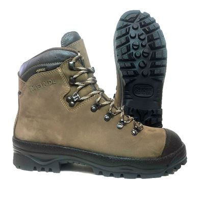 "Picture of 6"" Meindl Steel Toe Cascade Ground Boot"