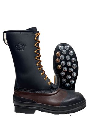 Picture of Unlined Hoffman Pac Boot  (Calk, Claw-lug or Regular sole)