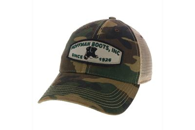 Picture of Hoffman Camo Patch Cap