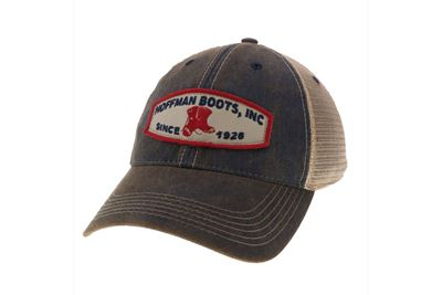 Picture of Hoffman Blue/Red  Patch Cap