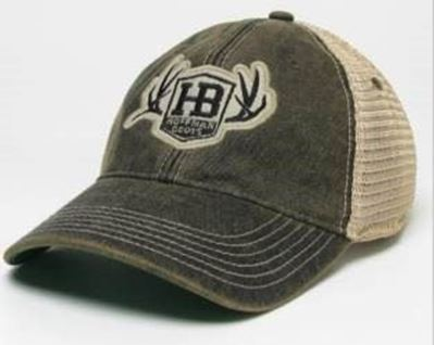Picture of Hoffman Hunter Cap Black