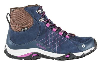 Picture of WOMEN'S OBOZ SAPPHIRE MID WATERPROOF